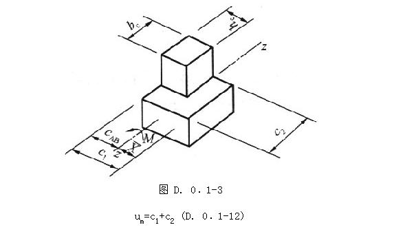 6.1 一般规定 6.1.1 筏形和箱形基础的平面尺寸,应根据工程地质条件、上部结构布置、地下结构底层平面及荷载分布等因素,按本规范第5章有关规定确定,当需要扩大底板面积时。宜优先扩大基础的宽度。当采用整体扩大箱形基础方案时,扩大部分的墙体应与箱形基础的内墙或外墙连通成整体,且扩大部分墙体的挑出长度不宜大于地下结构埋入土中的深度。与内墙连通的箱形基础扩大部分墙体可视为由箱基内、外墙伸出的悬挑梁,扩大部分悬挑墙体根部的竖向受剪截面应符合下式规定: V≤0.2fcbh0(6.1.1) 式中:V&mdas